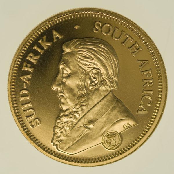 suedafrika - Südafrika Krügerrand 1 Unze 2006 Otto Schultz