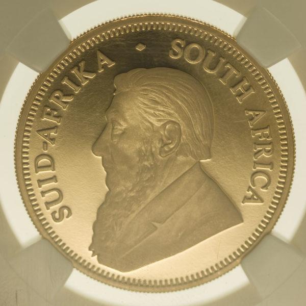 suedafrika - Südafrika Krügerrand 1 Unze 2010 proof