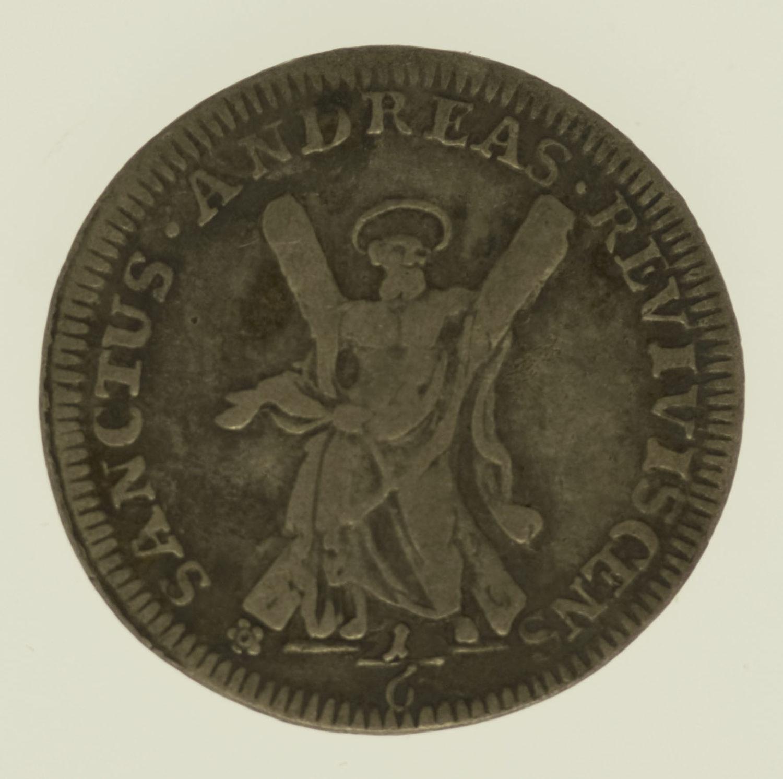 altdeutschland-deutsche-silbermuenzen - Braunschweig Calenberg Hannover Georg Ludwig 6 Mariengroschen 1711
