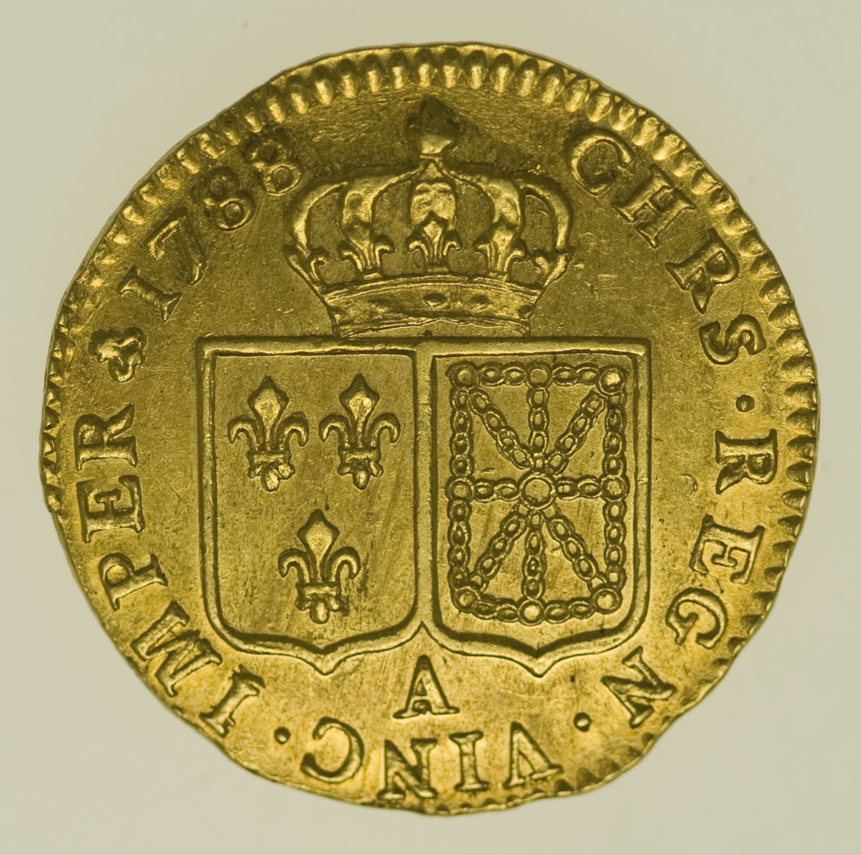 frankreich - Frankreich Louis XVI. Louis d'or 1788