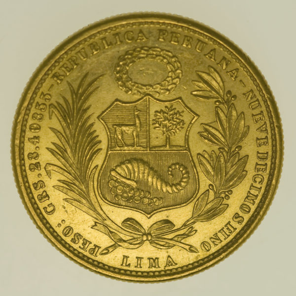 peru - Peru 50 Soles 1951