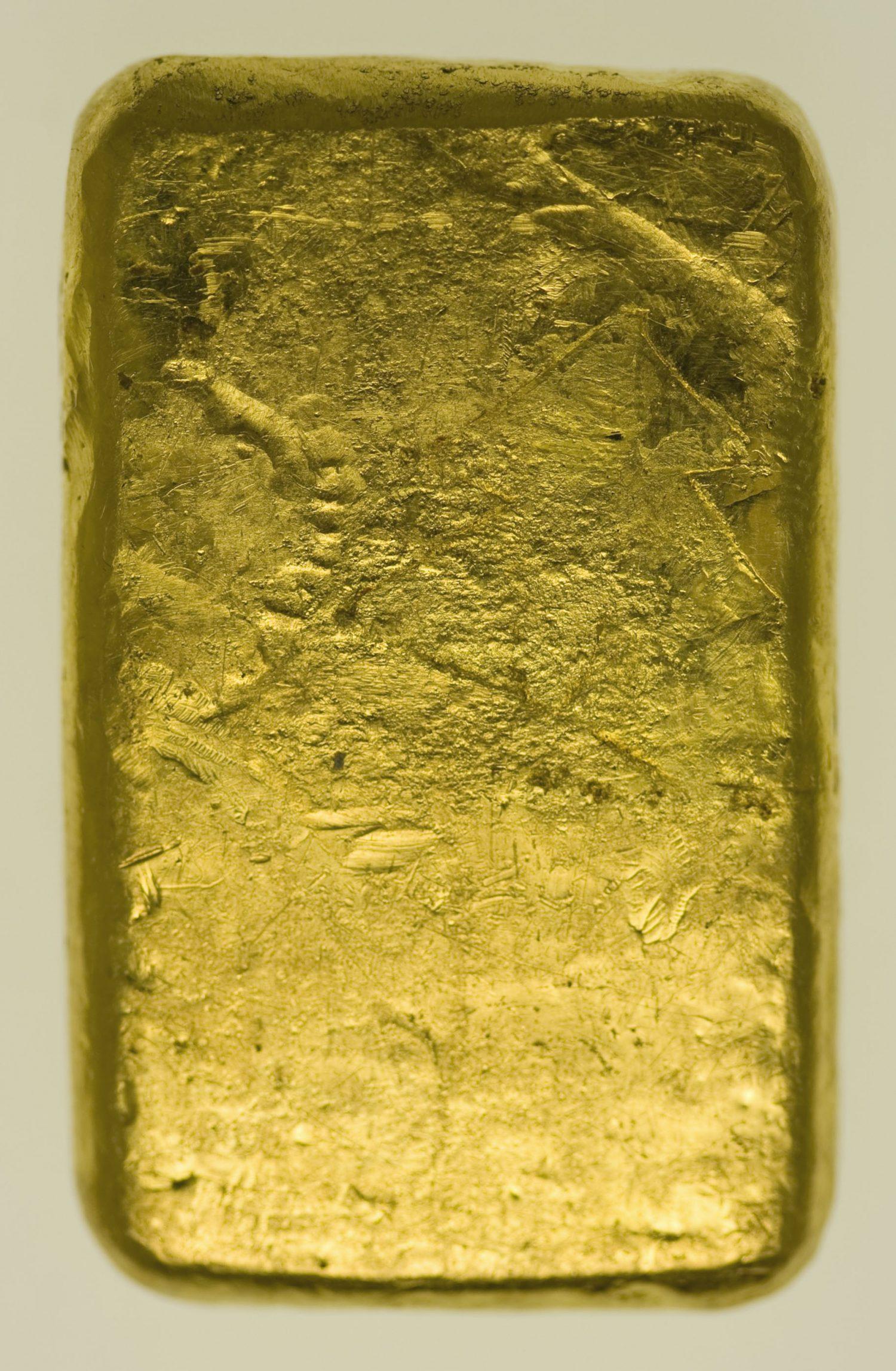 goldbarren - Goldbarren 100 GrammBuggenhout
