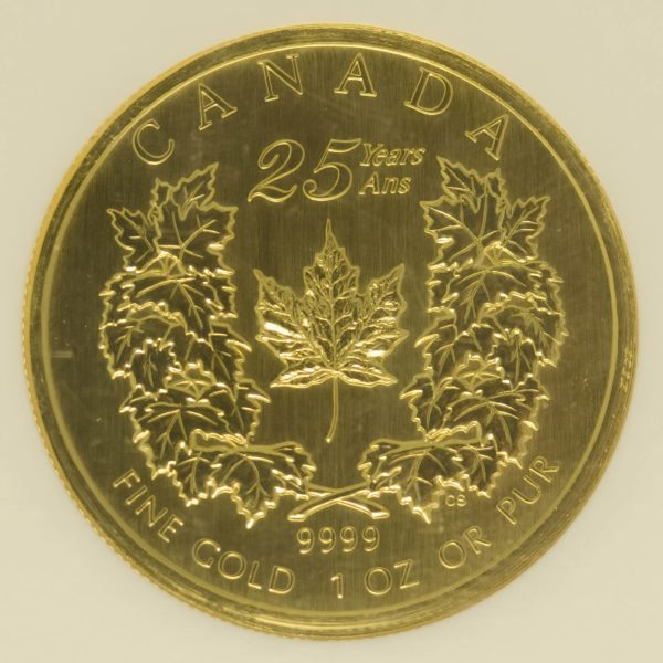 kanada - Kanada Elisabeth II. 50 Dollars 2004 Maple Leaf