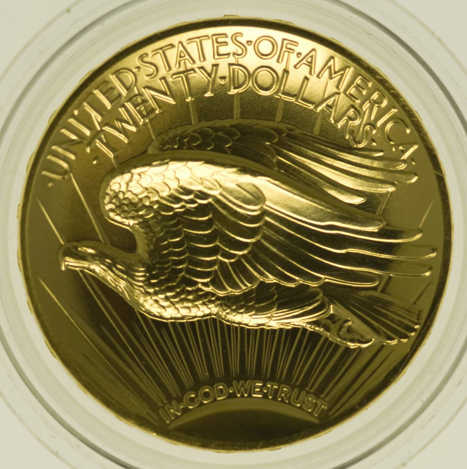 usa - USA Double Eagle 2009 Ultra High Relief