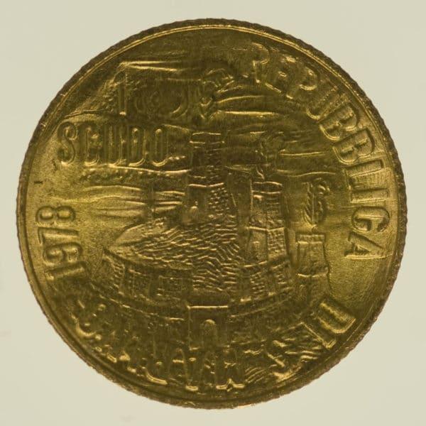 san-marino - San Marino 1 Scudo 1978
