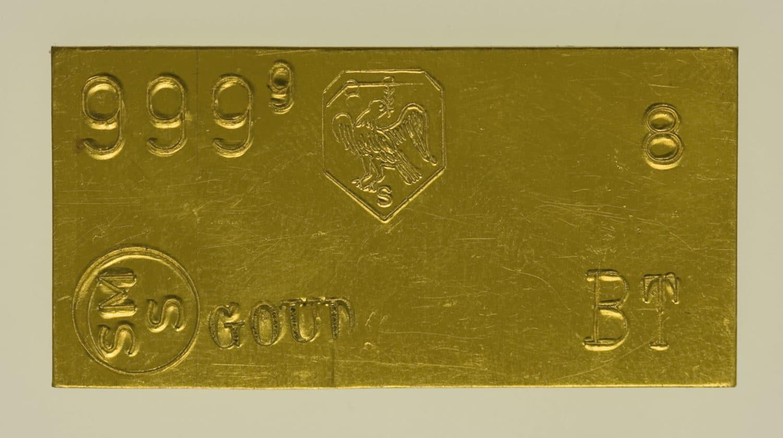 goldbarren - Goldbarren 20 GrammSchöne Edelmetaal N.V.