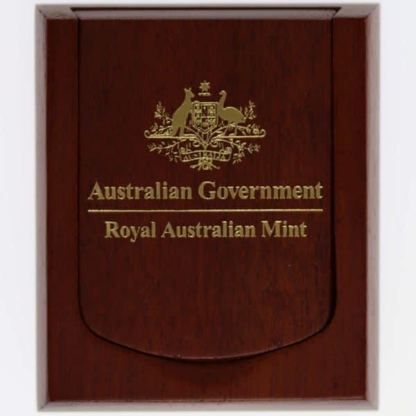 australien - Australien Elisabeth II. 25 Dollars 2012 Kangaroo at Sunset 1/5 OZ