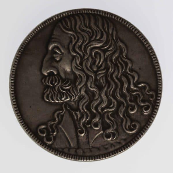 altdeutschland-deutsche-silbermuenzen - Nürnberg Stadt Silbermedaille 1928 Albrecht Dürer