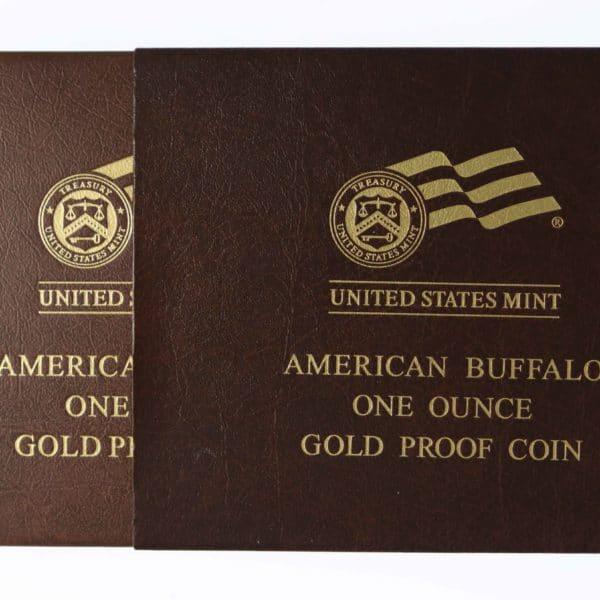 usa - USA 50 Dollars 2013 American Buffalo proof