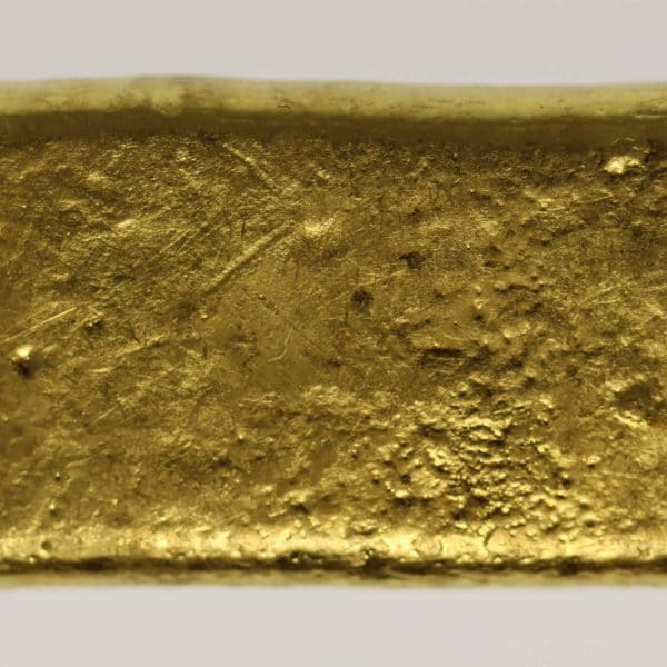 - Themenspecial: Historische Goldbarren
