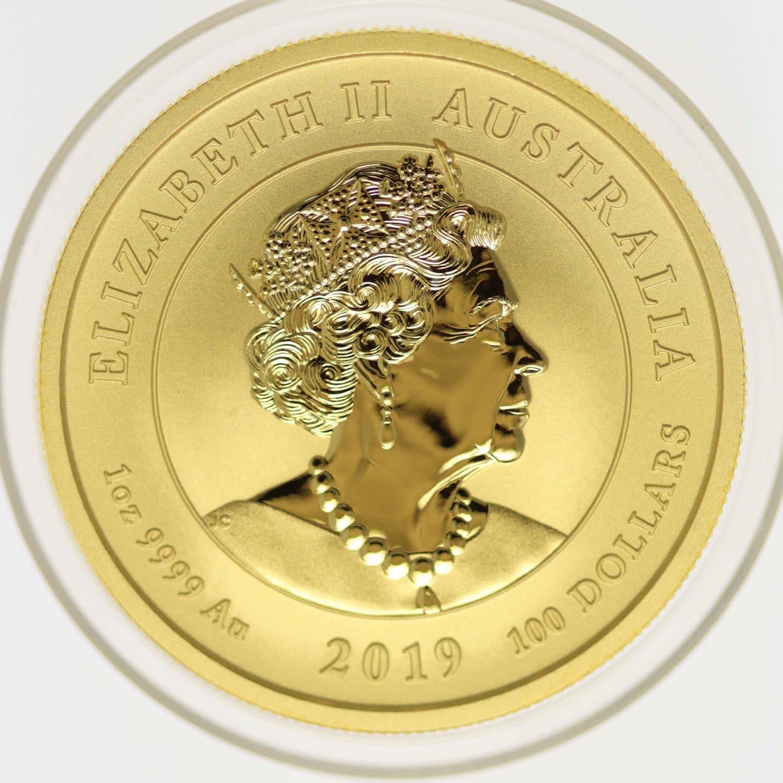 australien - Australien Elisabeth II. 100 Dollars 2019