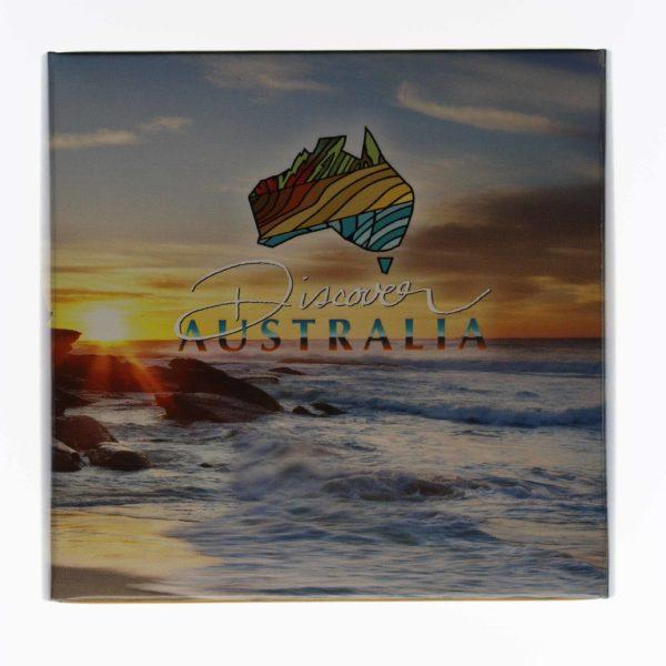 australien - Australien Elisabeth II. 50 Dollars 2013 Discover Kangaroo 1/2 OZ