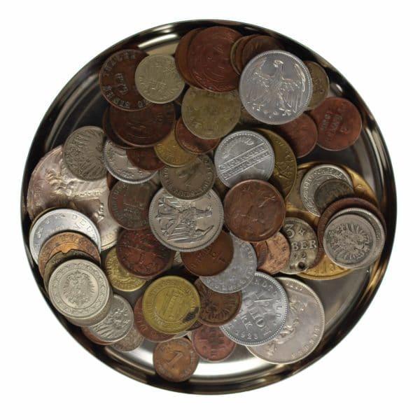 altdeutschland-deutsche-silbermuenzen - Deutsche Münzen Lot