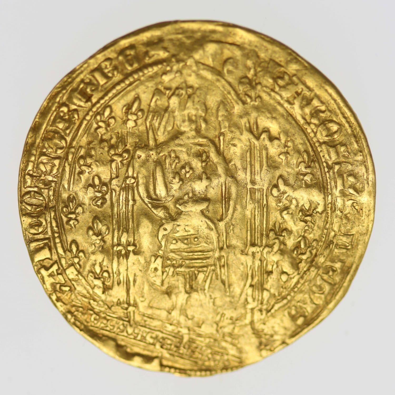 frankreich - Frankreich Charles V. Franc à pied
