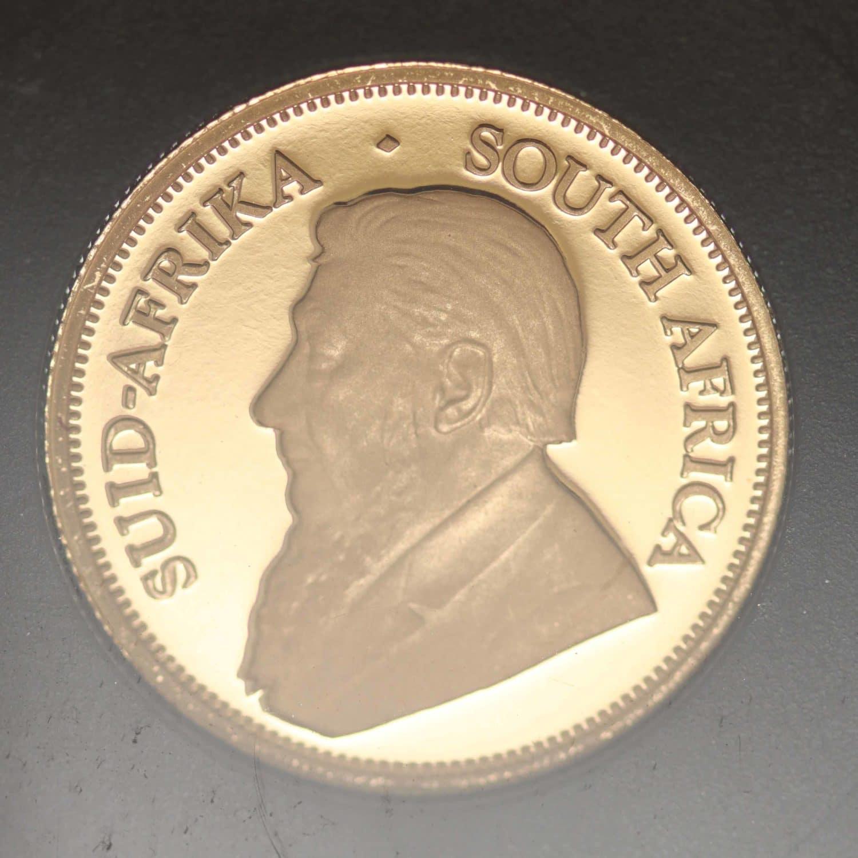 suedafrika - Südafrika Krügerrand 1/2 Unze 2005