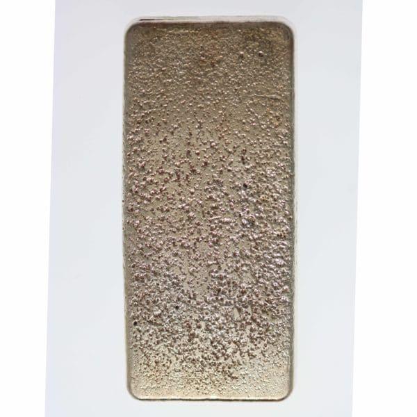 silberbarren - Silberbarren 1000 Gramm Swiss Bank Corporation