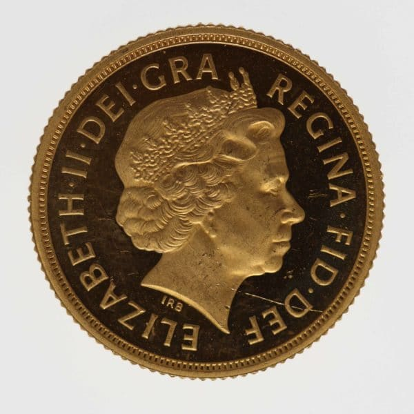 grossbritannien - Großbritannien Elisabeth II. Sovereign 2011