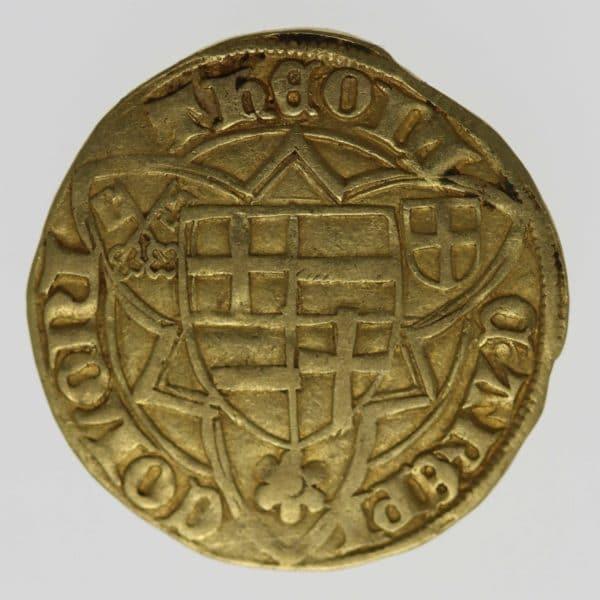 altdeutschland - Köln Dietrich II. von Moers  Goldgulden o. J.