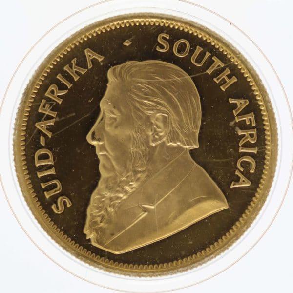 suedafrika - Südafrika Krügerrand 1 Unze 1976 proof