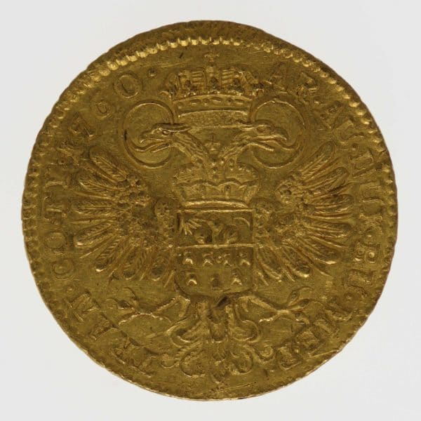 ungarn, rumaenien, oesterreich - Römisch Deutsches Reich Maria Theresia Dukat 1760