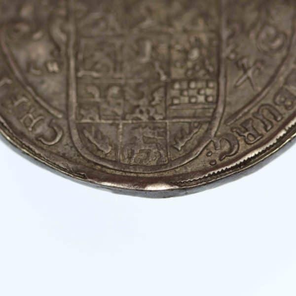 altdeutschland-deutsche-silbermuenzen - Braunschweig Lüneburg Celle Christian Ludwig Reichstaler 1652