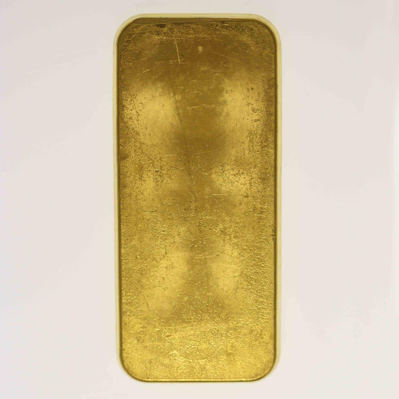 goldbarren - Goldbarren 500 GrammArgor S.A.