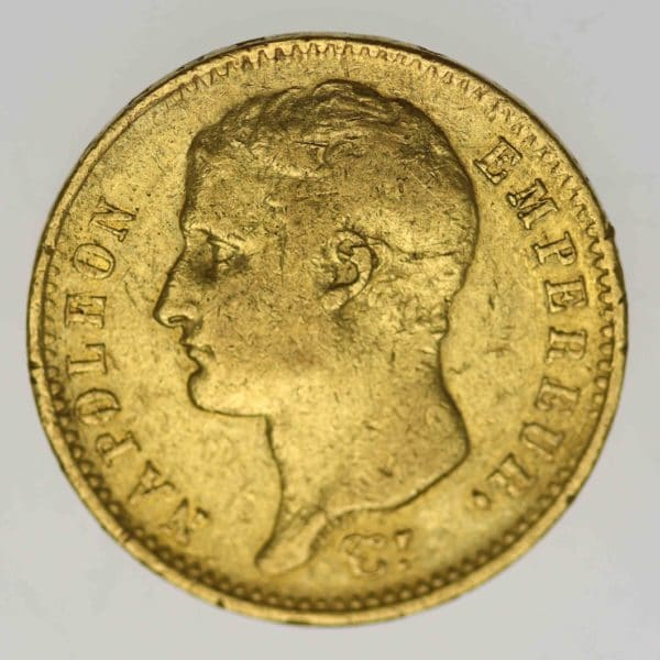 frankreich - Frankreich Napoleon I. 20 Francs 1807 A