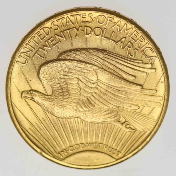 usa - USA 20 Dollars 1925 Statue