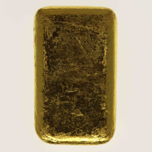 goldbarren - Goldbarren 100 Gramm Johnson Matthey