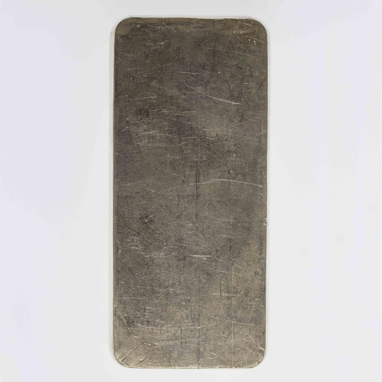 silberbarren - Silberbarren 1 Kilogramm Metaux Precieux S.A.