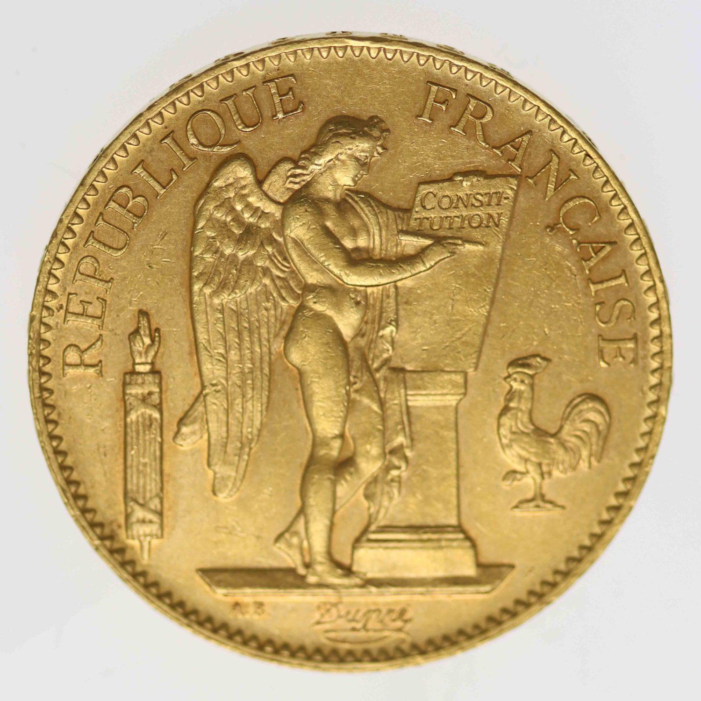 frankreich - Frankreich 100 Francs 1905 A