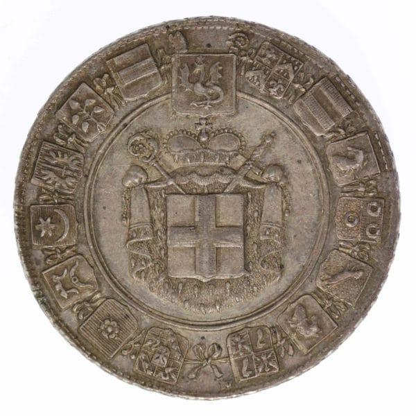 altdeutschland-deutsche-silbermuenzen - Fulda Abtei Taler 1788