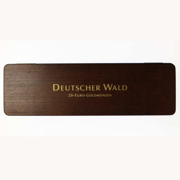 brd - BRD 5x 20 Euro Deutscher Wald