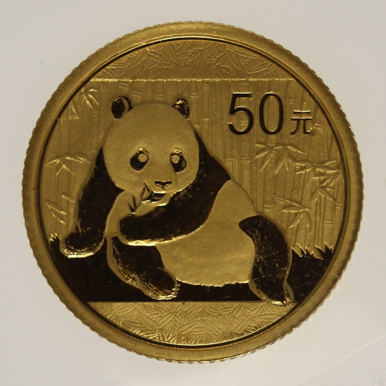china - China Panda 1/10 Unze 2015