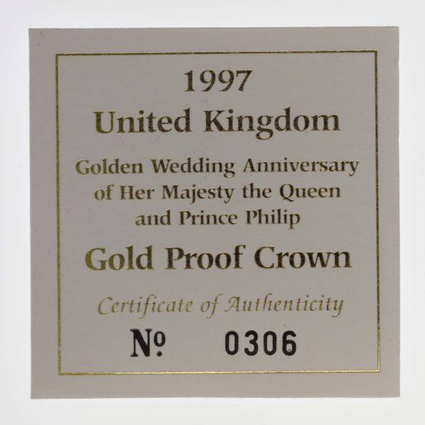 grossbritannien - Großbritannien Elisabeth II. 5 Pounds 1997