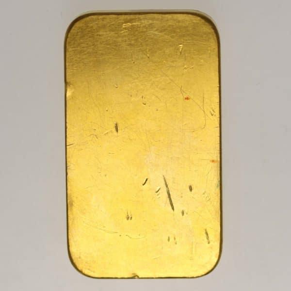 goldbarren - Goldbarren 100 GrammSchweiz Argor S.A. Chiasso