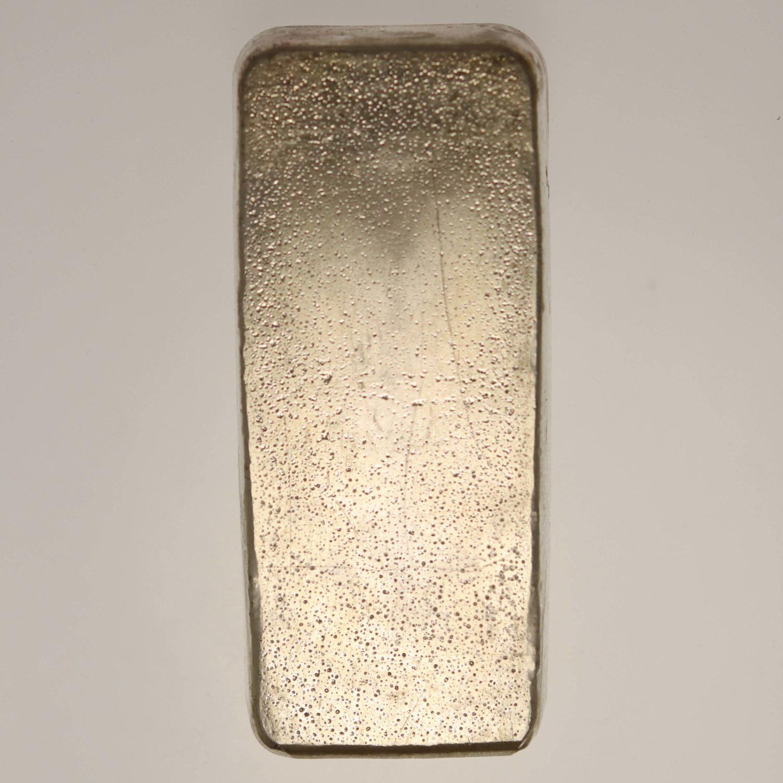 silberbarren - Silberbarren 1 Kilogramm EGO Emirates Gold
