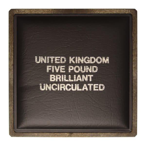 grossbritannien - Großbritannien Elisabeth II. 5 Pounds 1988