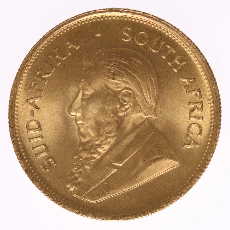suedafrika - Südafrika Krügerrand 1 Unze 1970