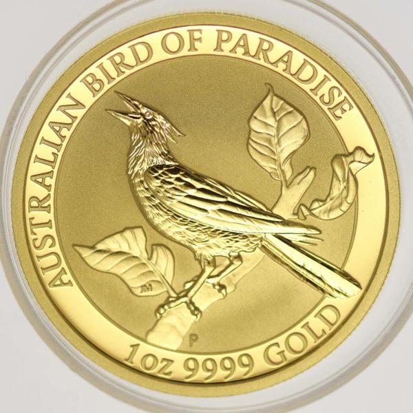 australien - Australien Elisabeth II. 100 Dollars 2019 Bird of Paradise