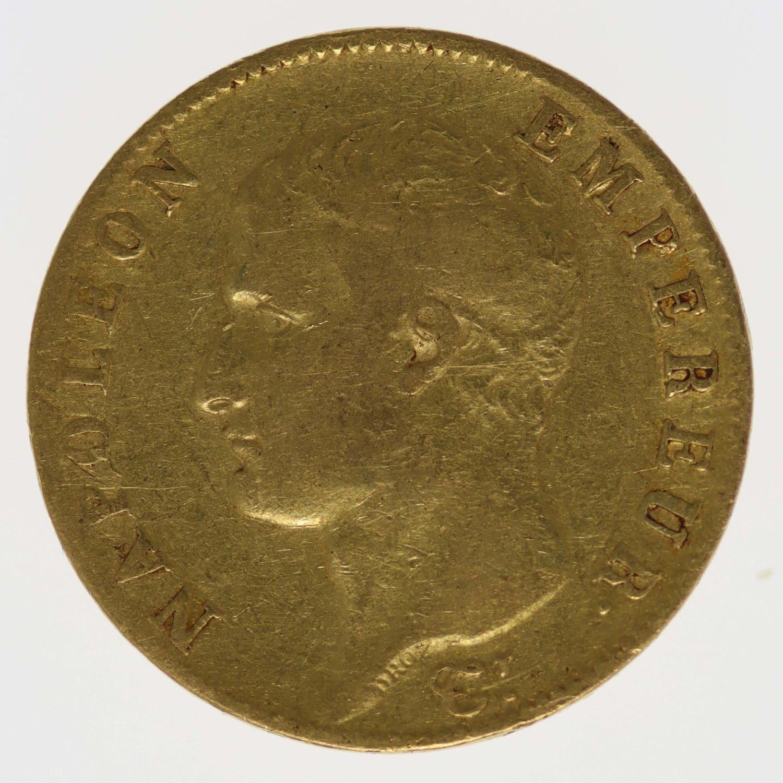frankreich - Frankreich Napoleon I. 20 Francs 1806 A