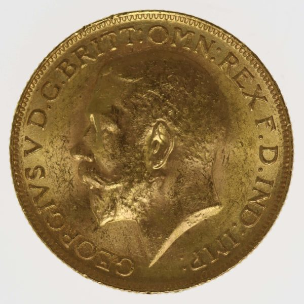 suedafrika - Südafrika Georg V. Sovereign 1925 SA
