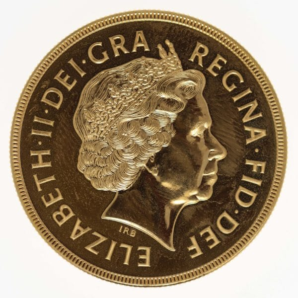 grossbritannien - Großbritannien Elisabeth II. 5 Pounds 2000