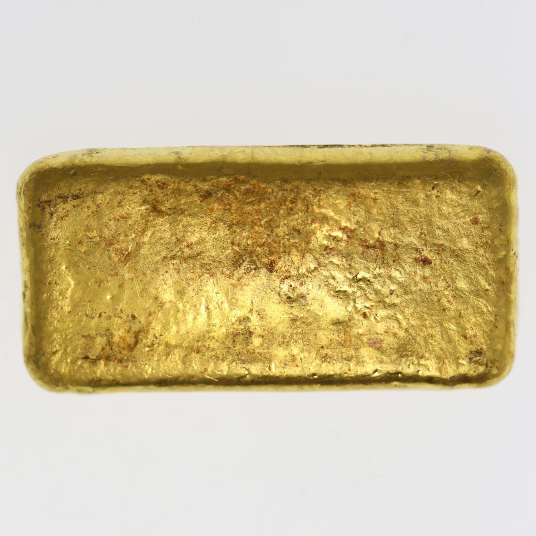 goldbarren - Goldbarren 100 GrammSchöne Edelmetaal B.V.
