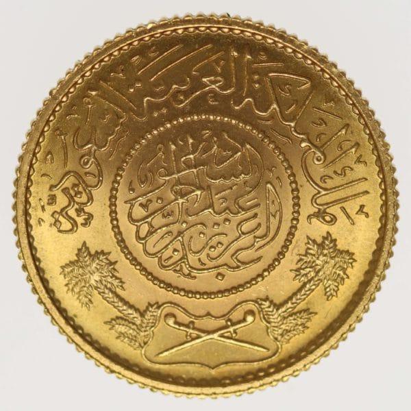 saudi-arabien - Saudi Arabien Abd al-Aziz ibn Saud Guinea 1950