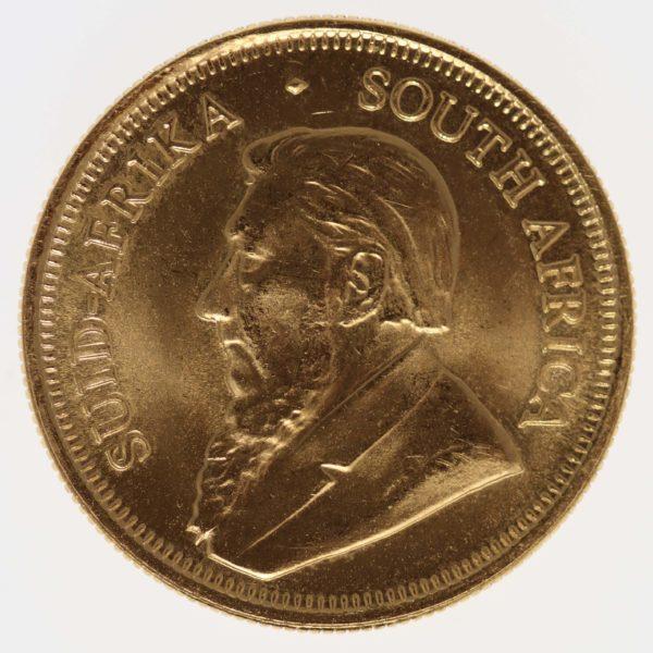 suedafrika - Südafrika Krügerrand 1/4 Unze 2007